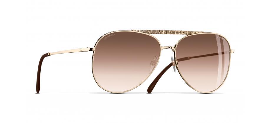 9dddf1ba0fd0 Chanel CH4231 C395S5 59 Sunglasses - Free Shipping