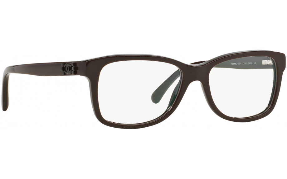 c4bbb7c15a896 Chanel CH3311 1501 52 Glasses - Free Shipping