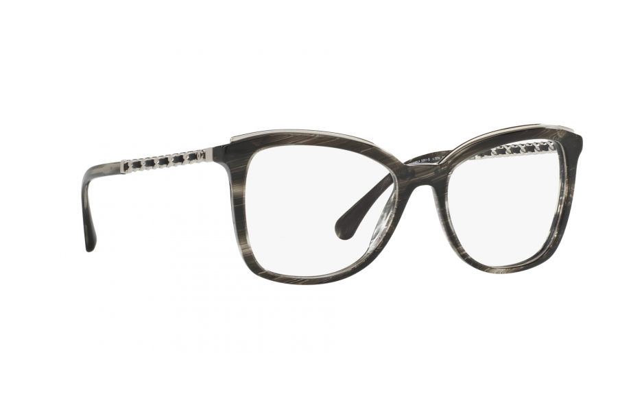 Chanel CH3351QA 1574 53 Glasses - Free Shipping | Shade Station