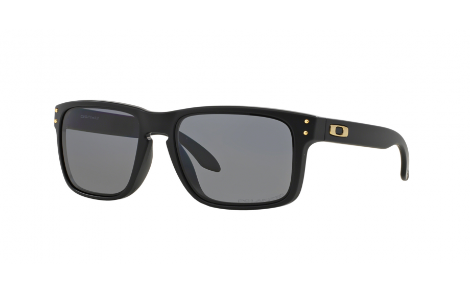 a39ab3b96c2 Oakley Shaun White Signature Holbrook Matte Black OO9102-17 - Free Shipping