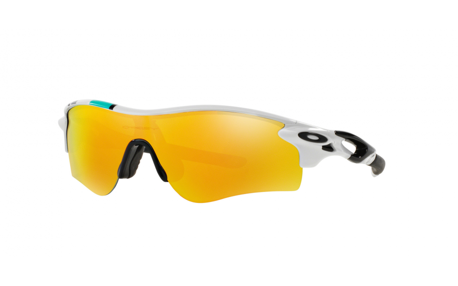 dfdd3bdd25 ... promo code for oakley 30 year sport special edition radarlock path  polished white oo9181 30 radarlock