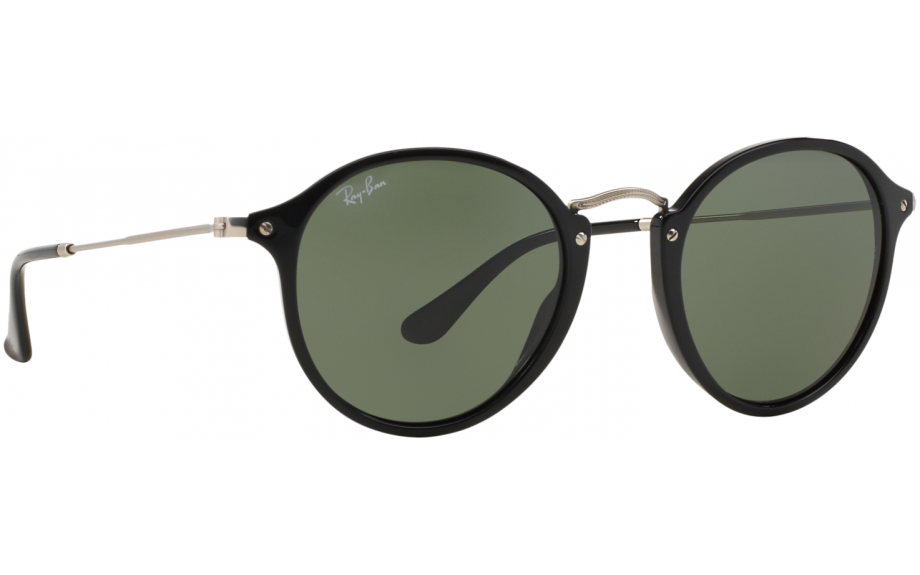 3d8af2e86 Ray-Ban Round Fleck RB2447 901 52 Sunglasses - Free Shipping | Shade Station