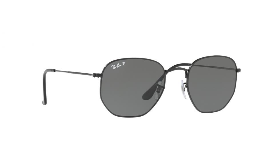 ee70b70c2f28c Ray-Ban Hexagonal RB3548N 002 58 54 Sunglasses - Free Shipping ...