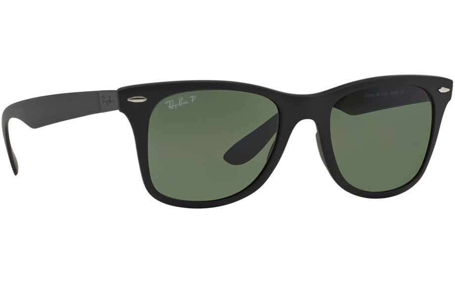 71165d7889 Ray-Ban Wayfarer Liteforce RB4195 601S9A 52 Sunglasses - Free Shipping