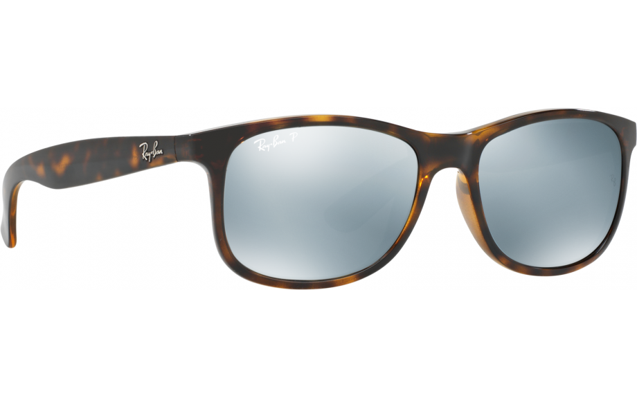 06742658304 Ray-Ban Andy RB4202 710 Y4 55 Sunglasses - Free Shipping