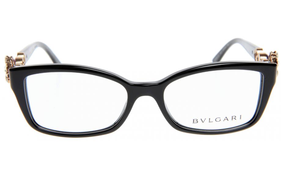 BVLGARI BV4058B 501 51 Glasses - Free Shipping | Shade Station
