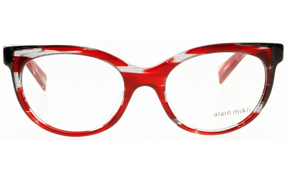 6b7b2f872cc Alain Mikli A03078 006 51 Glasses - Free Shipping