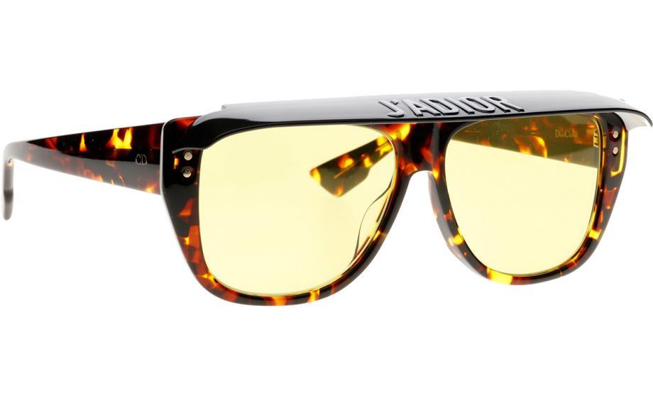 153a4cfc698f Dior Diorclub2 86 HO 56 Sunglasses - Free Shipping | Shade Station