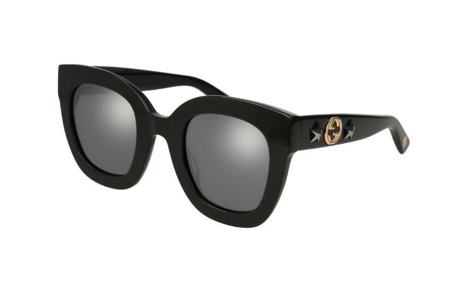 e619f38c7479 Gucci GG0208S 002 49 Sunglasses - Free Shipping | Shade Station