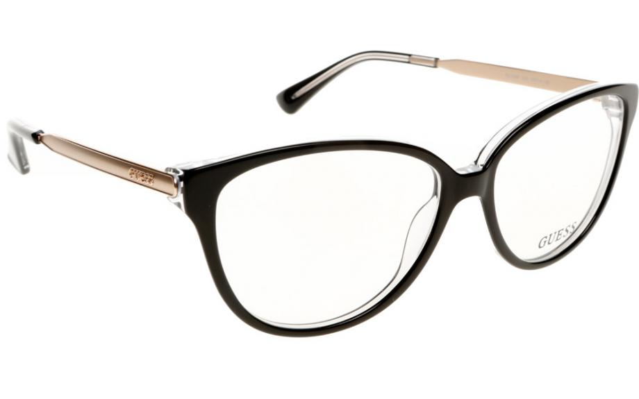 Guess GU2488 003 55 Glasses - Free Shipping | Shade Station