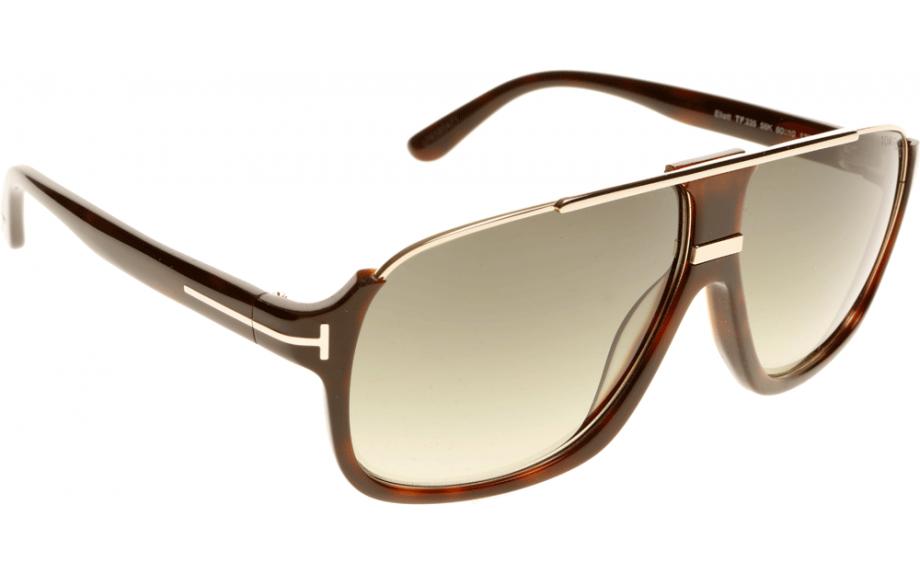 3ff1d41e3bc7 Tom Ford Elliot FT0335 56K 60 Sunglasses - Free Shipping